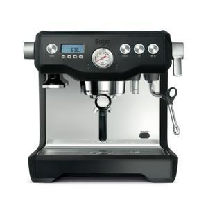 SAGE Espressomaschine the dual Boiler black Truffle ()
