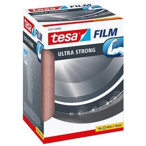 tesafilm ultra strong 10 Rollen 60m 15mm FS (57377-00000-02)