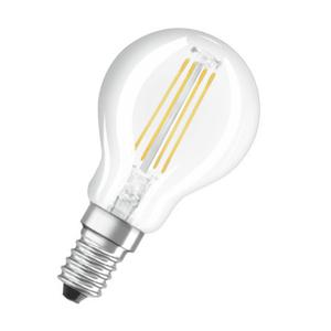 Osram LED Tropfenlampe PARATHOM Retrofit CLASSIC P 40 4W 2700K E14 470lm Klar