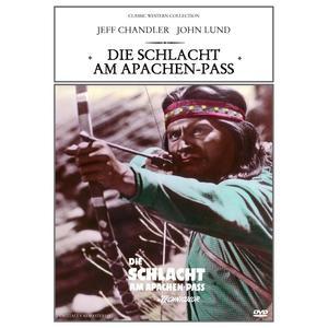 Die Schlacht am Apachen-Pass (Classic Western Collection)