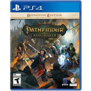 Pathfinder: Kingmaker Definitive Edition (PS4) Englisch