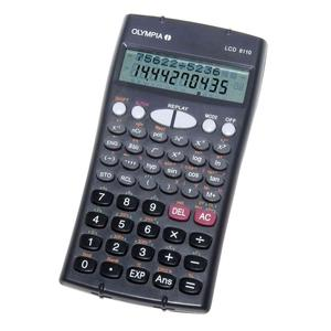 Olympia Taschenrechner LCD-8110 technisch-wissenschaftlich (40618)