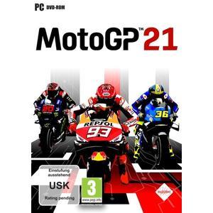 MotoGP 21 (PC) Englisch