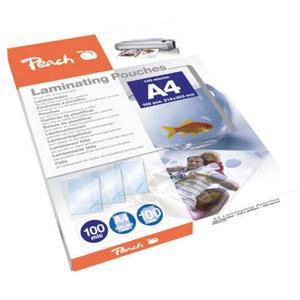 Peach Laminierfolien A4, 100 mic, 308x221mm (PP500-02)