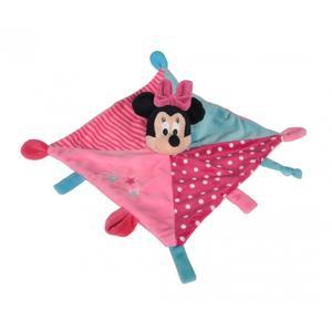 Simba Toys plush Disney Minnie 3D Schmusetuch, Color