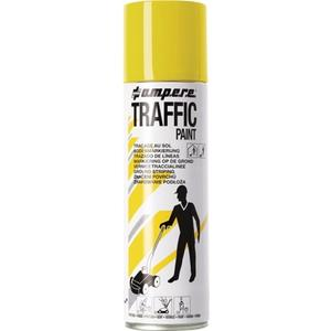 AMPERE Bodenmarkierspray TRAFFIC PAINT 500 ml gelb