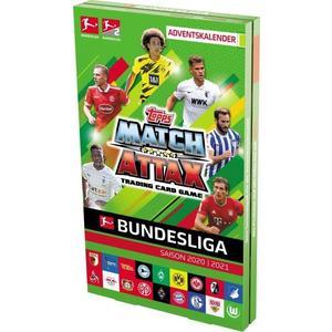 AK Match Attax Adventskalender 2020 (85414437)