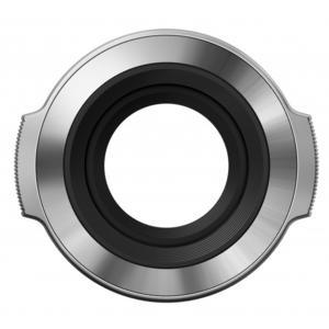 Olympus LC-37C automatischer Objektivdeckel silber