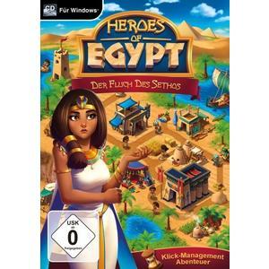 Heroes of Egypt: Der Fluch des Sethos (PC)