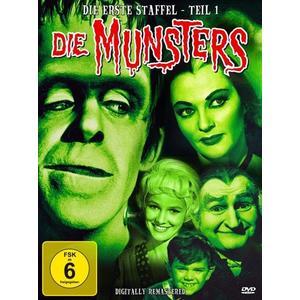 Die Munsters - Staffel 1, Teil 1 (3 DVDs)
