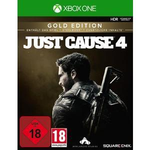 Just Cause 4 Gold Edition (XONE)