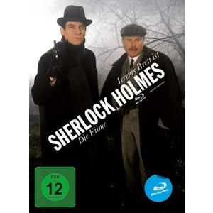Sherlock Holmes - Die Filme (3 Blu-rays)
