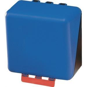 GEBRA Sicherheitsaufbewahrungsbox SecuBox - Midi blau L236xB225xH125ca.mm