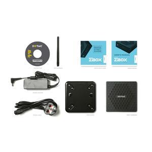Zotac ZBOX-CI329NANO N4100 Intel 4GB DDR4 VGA HDMI W10S (ZBOX-CI329NANO-BE-W3D)