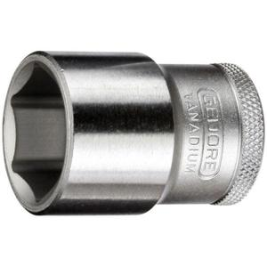 GEDORE Steckschlüsseleinsatz 19 1/2 Zoll 6-kant Schlüsselweite 21 mm Länge 41,5 mm