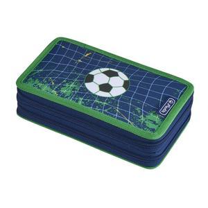 Herlitz Doppel Etui 23 tlg. Kick It Soccer (50020904)