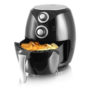 Emerio Heißluftfritteuse, Smart Fryer, 3.6L,schwarz,Cool t. (AF-112828)