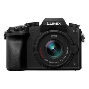 Panasonic Lumix G70+3,5-5,6/14-42mm MEGA OIS schwarz G Vario-Kit