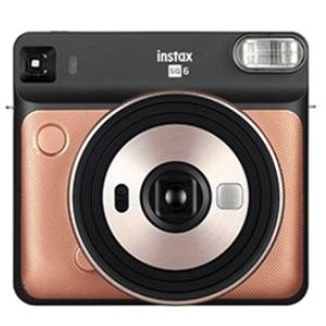 Fujifilm Instax SQUARE SQ6 blush gold Sofortbildkamera