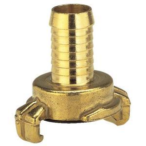 Gardena Schnellkupplungs-Schlauchstück, für 13 mm (1/2)- und 16 mm (5/8)-Schläuche (7100-20)