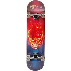 New Sports NSP Skateboard Ghostrider L.78,7cm,ABEC7 (73415781)