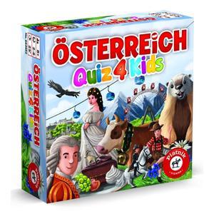 Piatnik ÖSTERREICH QUIZ 4 KIDS 662492