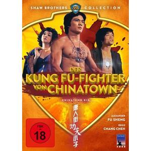 Der Kung Fu-Fighter von Chinatown - Chinatown Kid (Shaw Brothers Collection) (DVD)