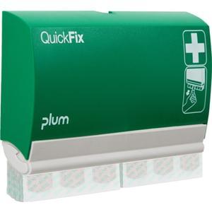 PLUM Pflasterspender QuickFix 3 B232,5xH133,5xT33ca. mm grün