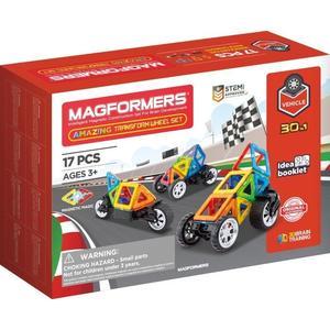 Magformers Amazing Transform Wheel Set (63015725)