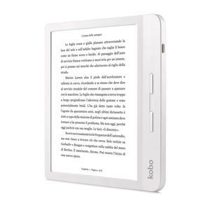 Kobo Libra H2O White 7 (N873-KU-WH-K-EP)