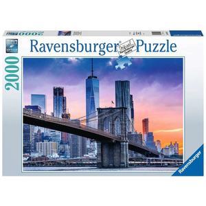 """Ravensburger Erwachsenenpuzzle """"Von Brooklyn nach Manhatten"""" 2.000 Teile ab 14 Jahre Puzzle von Ravensburger"""