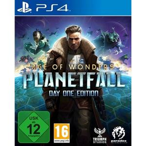 Age of Wonders: Planetfall Day One Edition (PS4) Englisch