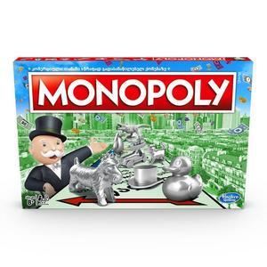 Hasbro Monopoly Classic, Brettspiel (C1009GE2)