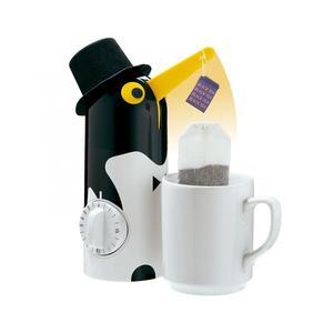 Küchenprofi Tea Boy Variante Pinguin Teebeutel Teemaker Timer Teebereiter