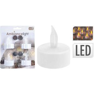 Nedis LED TEELICHT 4ER SET (AX5990050)