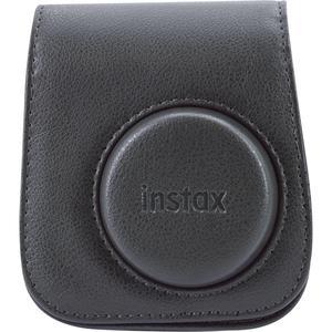 Fujifilm Instax Mini 11 Tasche charcoal gray, aus strapazierfähigem Kunstleder