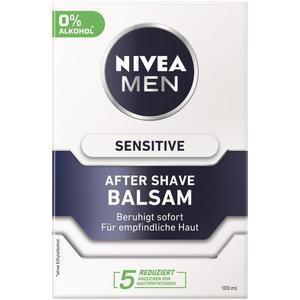Nivea, After Shave Balsam Sensitive