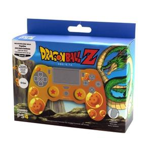 Dragon Ball Z PS4 Hardcover + Grips + LED Sticker Englisch