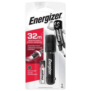 Energizer LED-Taschenlampe 30 lm Schwarz