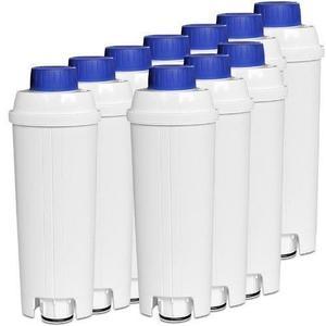 10 Stück DeLonghi Wasserfilter DLS C002 für Kaffeevollautomaten