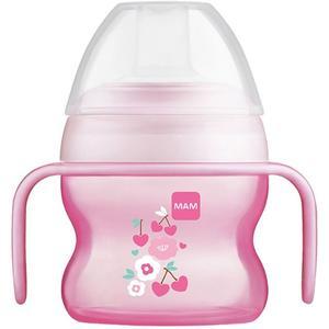 MAM Starter Cup 150 ml girl (90228595) Trinklernflasche Trinkflasche