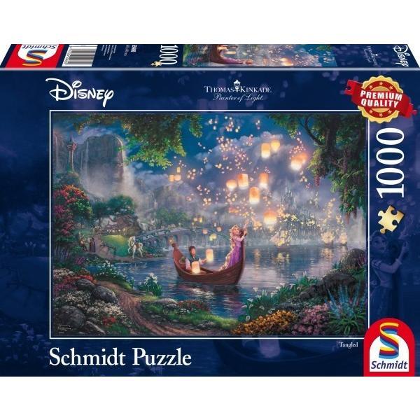 Schmidt Spiele Disney Rapunzel 1000 Teile (61369180)