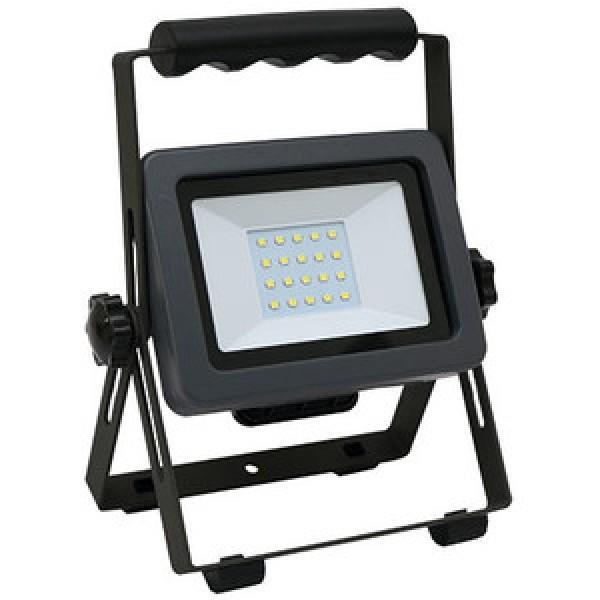 REV LED Akkustrahler auf Ständer 20W IP44