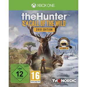 Nordic Games The Hunter - Call of the Wild - Edition 2019 XONE