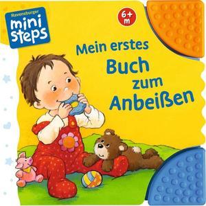 Ravensburger Mein erstes Buch zum Anbeißen (04258)