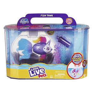 Moose 26164Little Live Pets Lil Dippers interaktiver Fisch Unicornsea