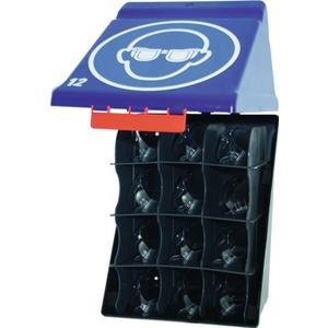 Sicherheitsaufbewahrungsbox SecuBox - Maxi 12 blau L236xB315xH200ca.mm
