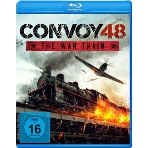 Convoy 48 - The War Train (Blu-ray)