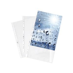 DURABLE Prospekthülle A4 Premium 0,08mm 100 Stck glasklar (267619)