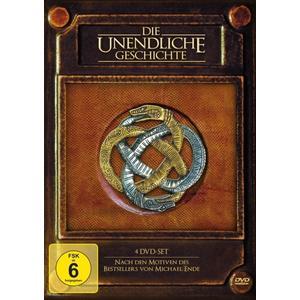 Die unendliche Geschichte - Die Abenteuer gehen weiter (4 DVDs)